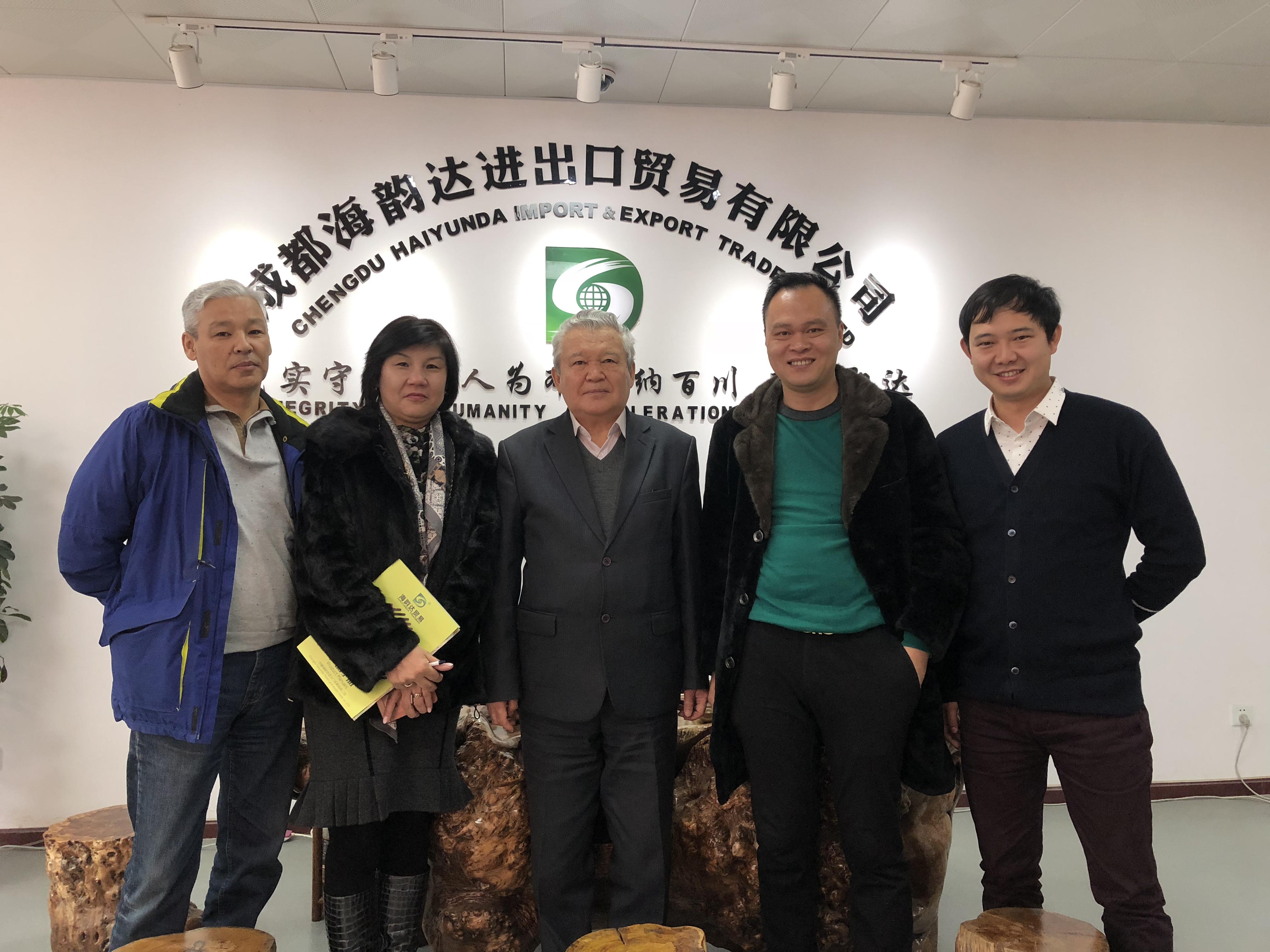 海韵达获取哈萨克斯坦牛肉正式开关消息并制定中国进口标准